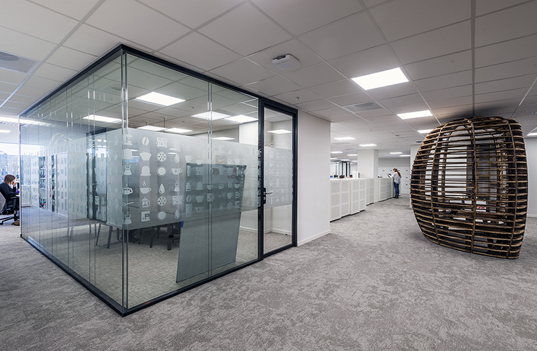 H7 Transparence | Glazed partition