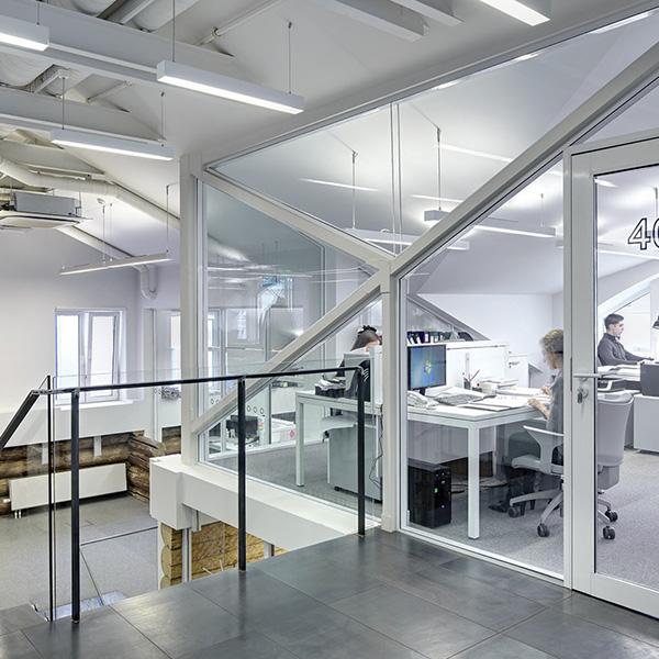 cloisons de bureaux amovibles secteur tertiaire hoyez partitionsystems. Black Bedroom Furniture Sets. Home Design Ideas