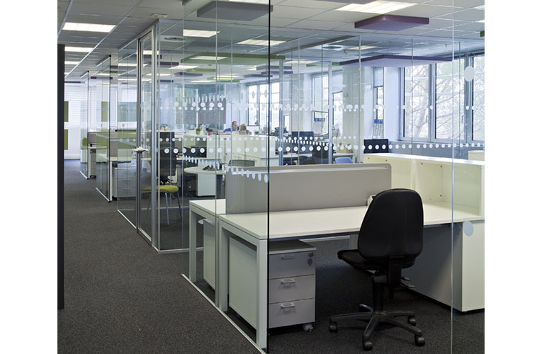 H Transparence | Glass office partition