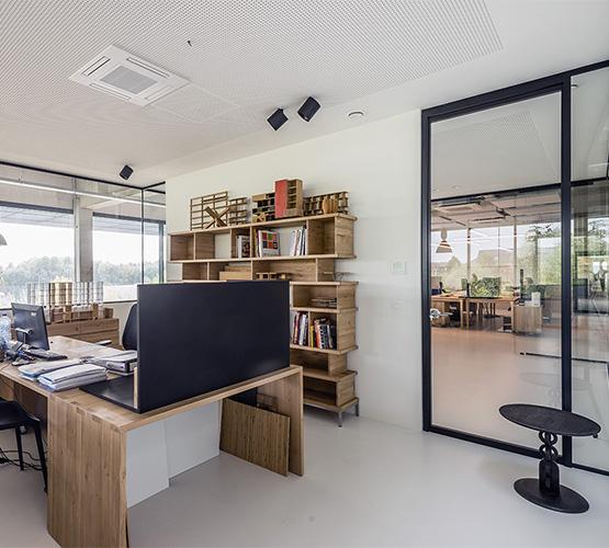 porte vitr e porte tertial hoyez partitionsystems. Black Bedroom Furniture Sets. Home Design Ideas