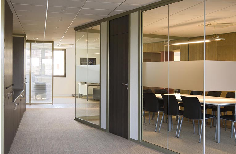Doors | Demountable partition
