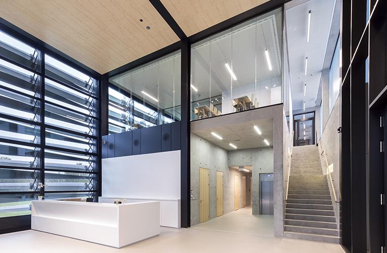 cloison hoyez h7t h7 transparence transparente am nagement bureaux salle de r union bord de. Black Bedroom Furniture Sets. Home Design Ideas