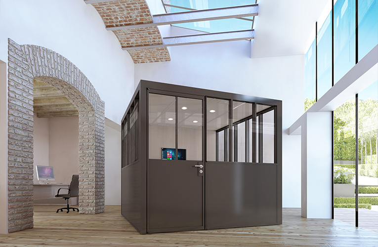 meeting box myO - box espace de réunion dans un openspace by myOpenspace - m