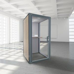 Die Akustikboxen myO : Raum in Raum Systeme | hOyez Partitionsystems