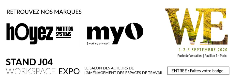 Workplace Expo 2020 hoyez myo