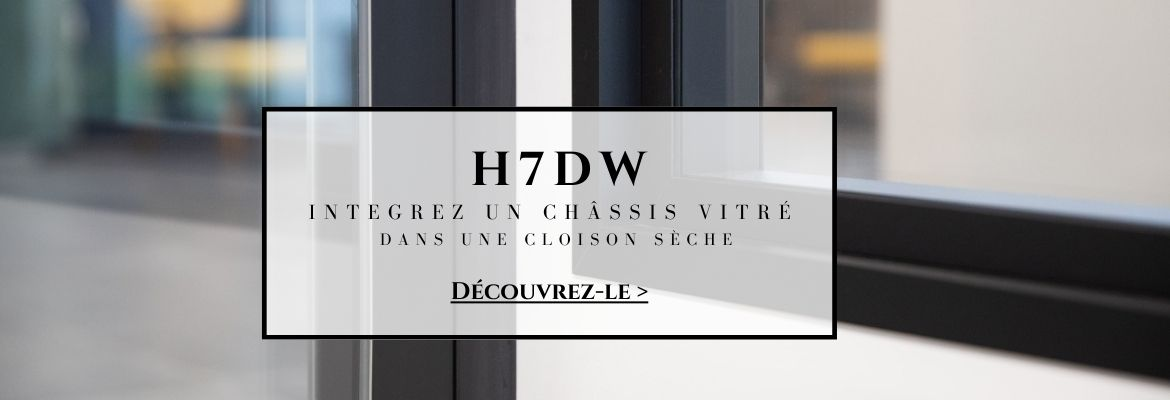 chassis vitre
